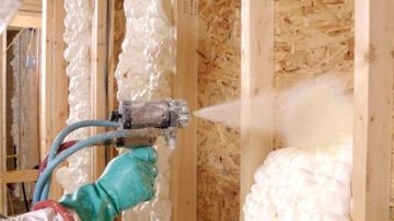 Air Sealing, Insulation